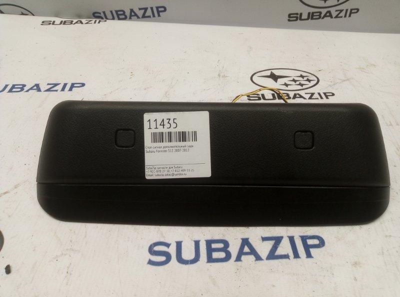 Стоп сигнал дополнительный Subaru Forester S12 2007 задний