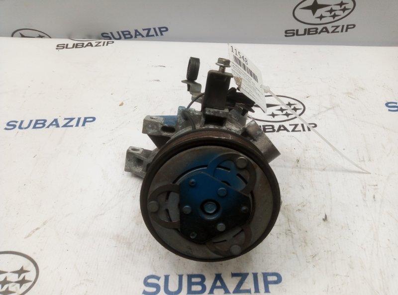 Компрессор кондиционера Subaru Impreza G13 2012