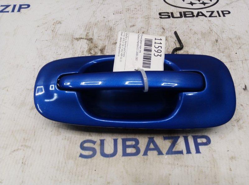 Ручка двери Subaru Impreza G11 2000 задняя левая