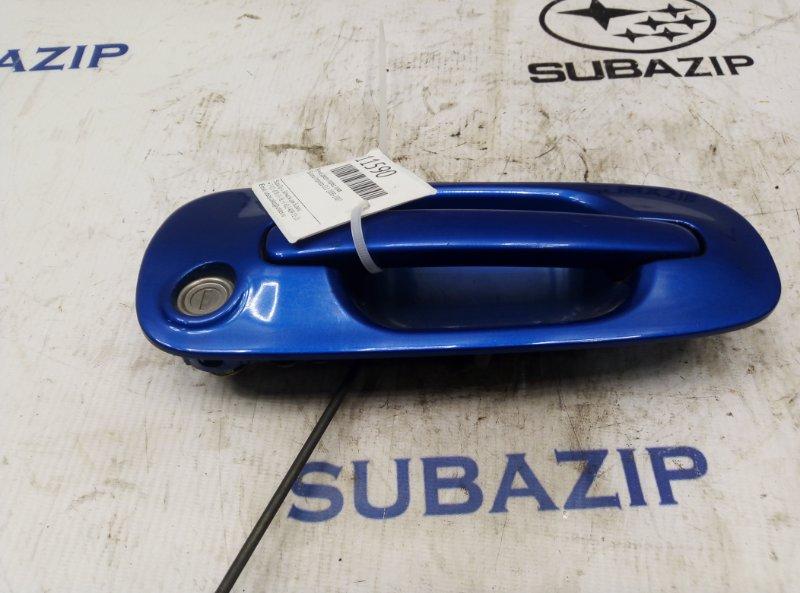 Ручка двери Subaru Impreza G11 2000 передняя правая