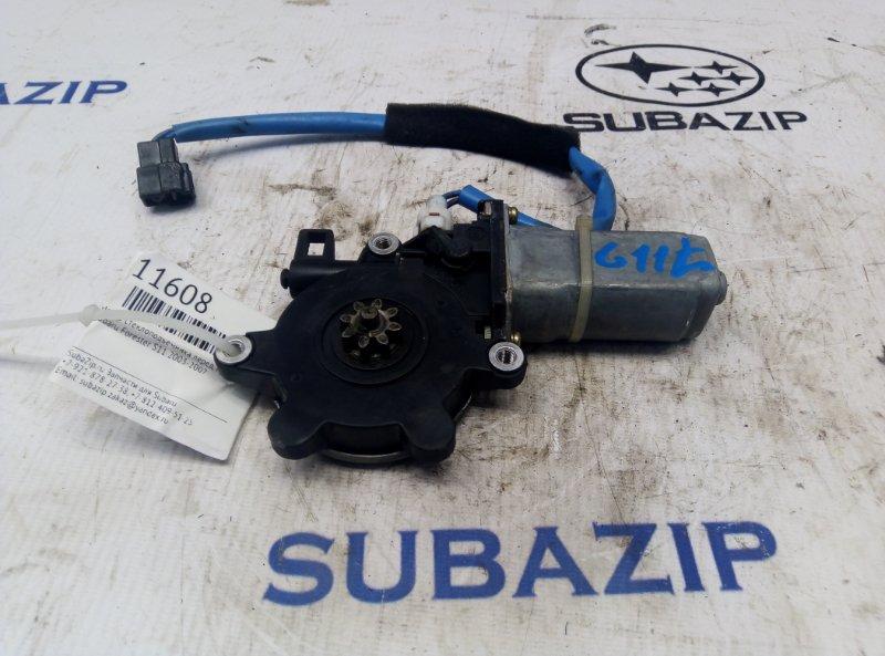 Мотор стеклоподъемника Subaru Forester S11 2002 передний правый