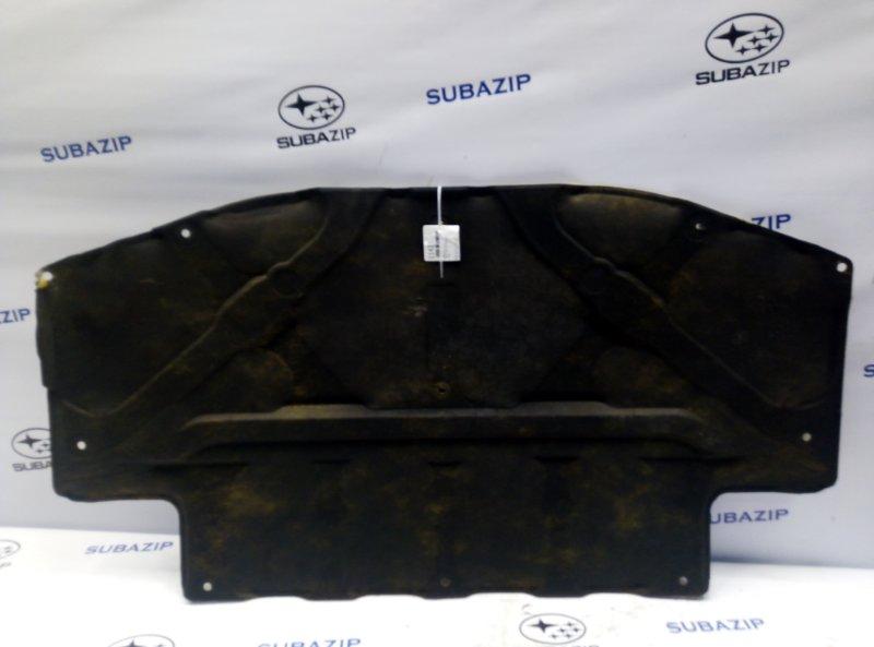 Шумоизоляция капота Subaru Forester S11 2005
