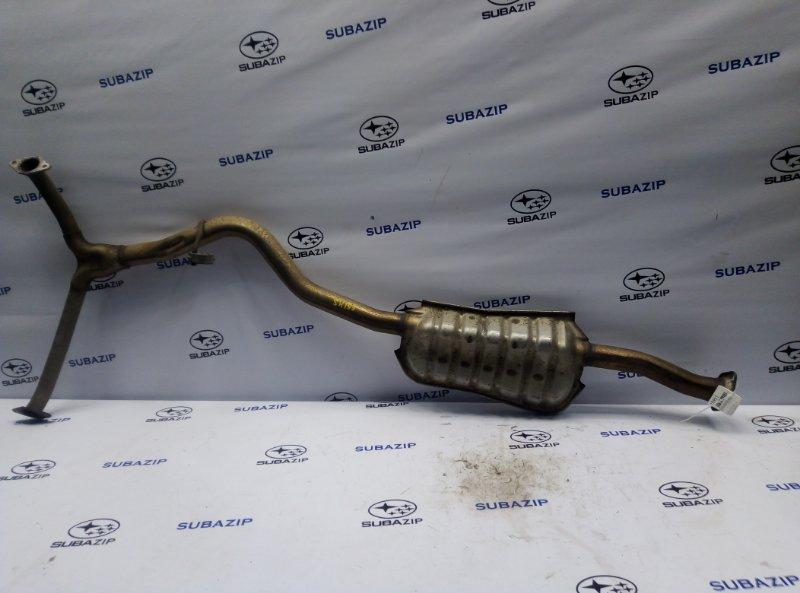 Глушитель средняя часть Subaru Forester S12 2007