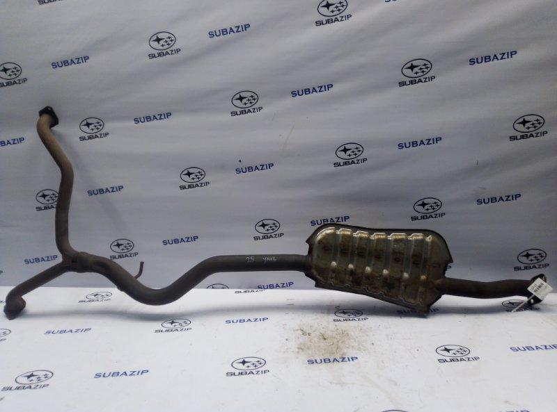 Глушитель средняя часть Subaru Legacy B13 2007