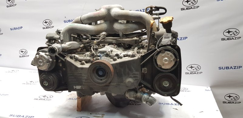 Двигатель Subaru Legacy B13 EJ204 2007