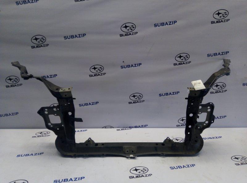 Панель передняя Subaru Legacy B14 2009 передний нижний