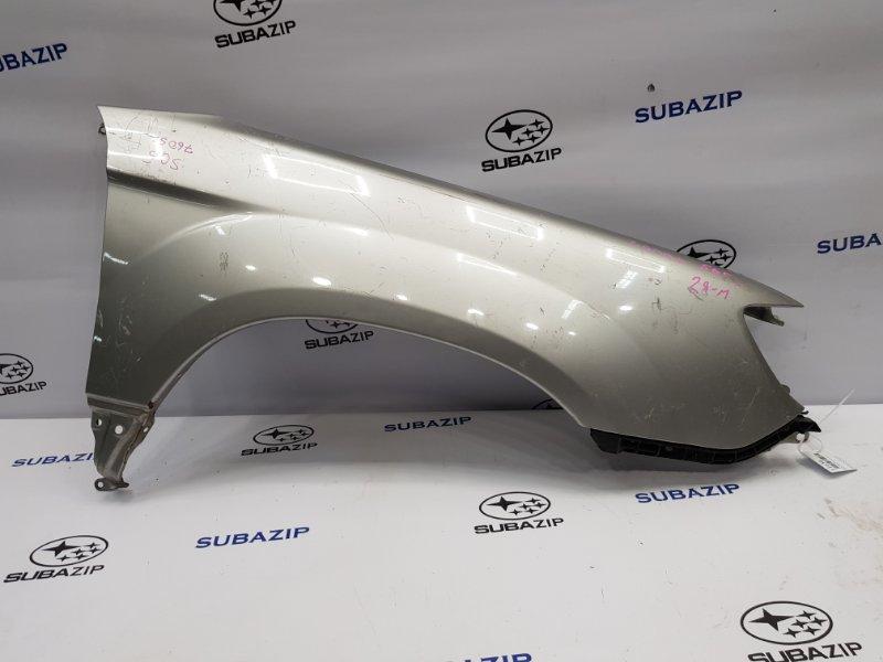 Крыло Subaru Forester S11 2005 переднее правое