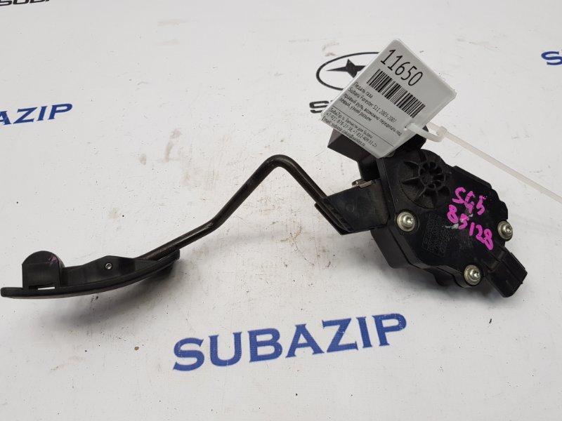 Педаль газа Subaru Forester S11 2003