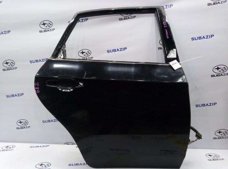 Дверь Subaru Impreza G12 задняя правая