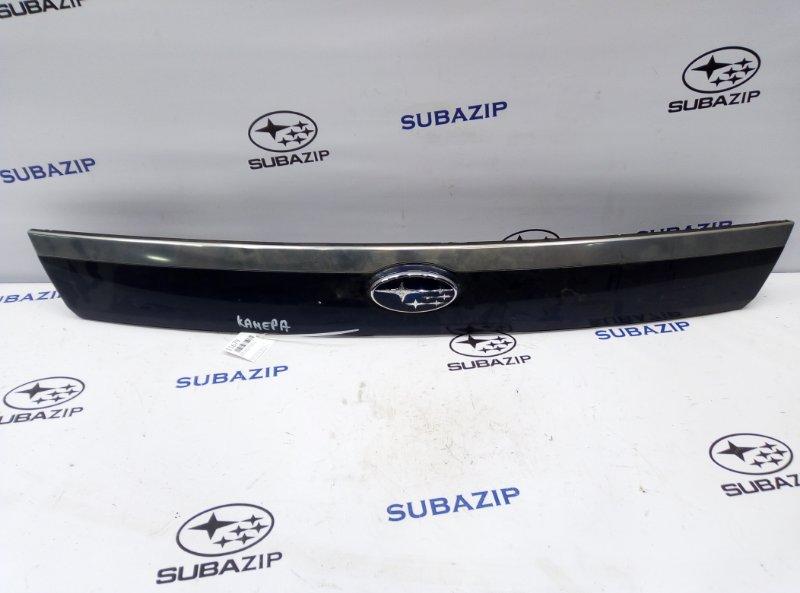 Накладка двери багажника Subaru Forester S11 2005