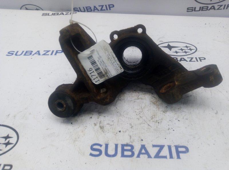 Кулак поворотный Subaru Forester S10 1993 задний левый