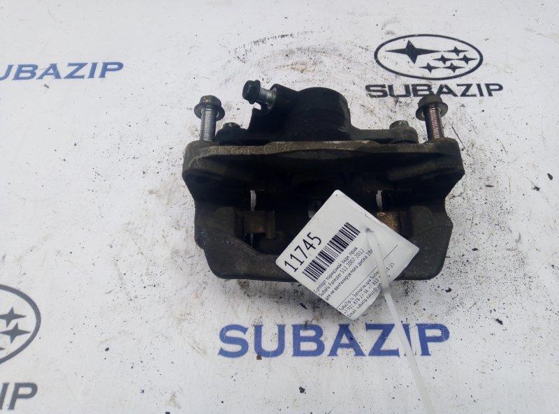 Суппорт тормозной Subaru Forester S12 2007 задний правый