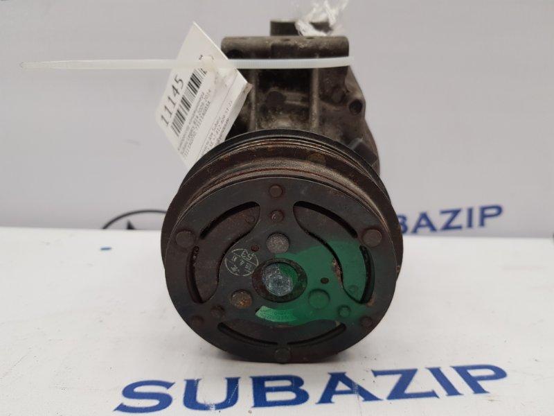 Компрессор кондиционера Subaru Legacy B14 2009