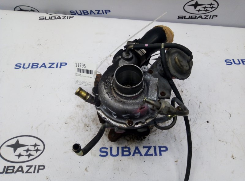 Турбина Subaru Legacy B12 EJ206 1998 левая