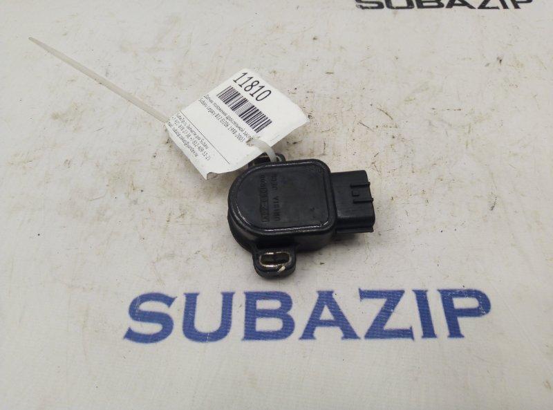 Датчик положения дроссельной заслонки Subaru Legacy B12 EJ206 1998