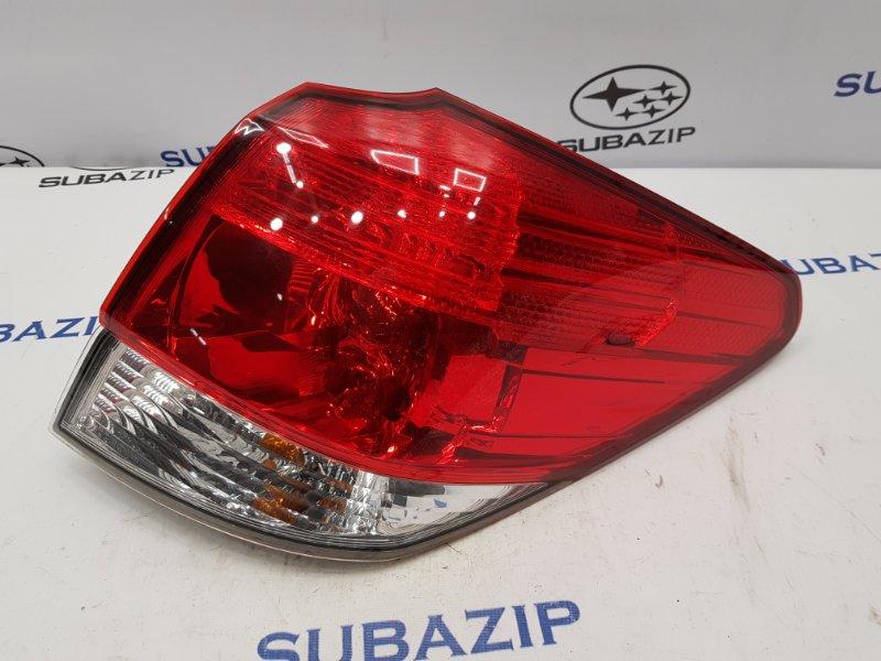 Фонарь Subaru Legacy B14 2009 задний правый