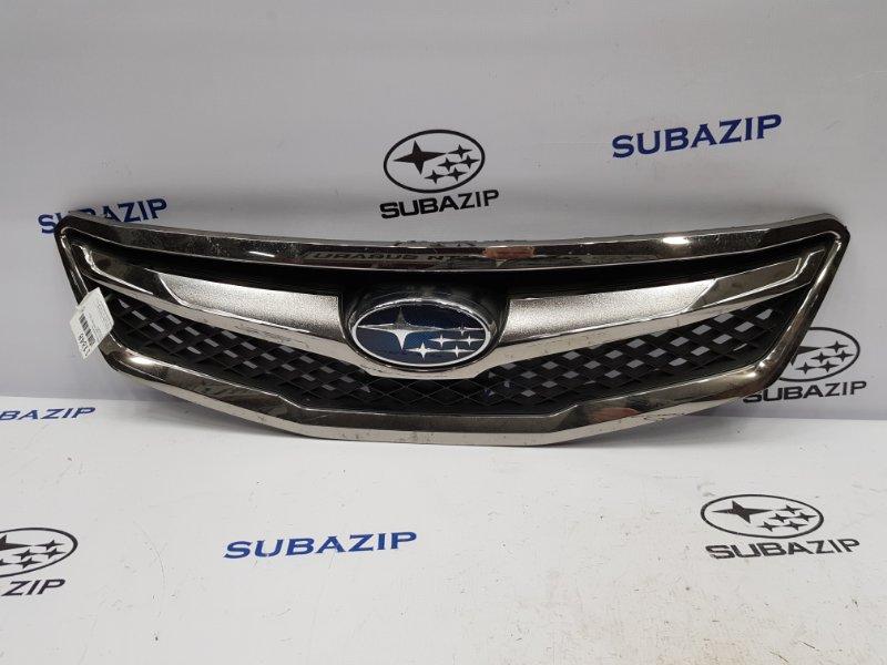 Решетка радиатора Subaru Legacy B14 2009