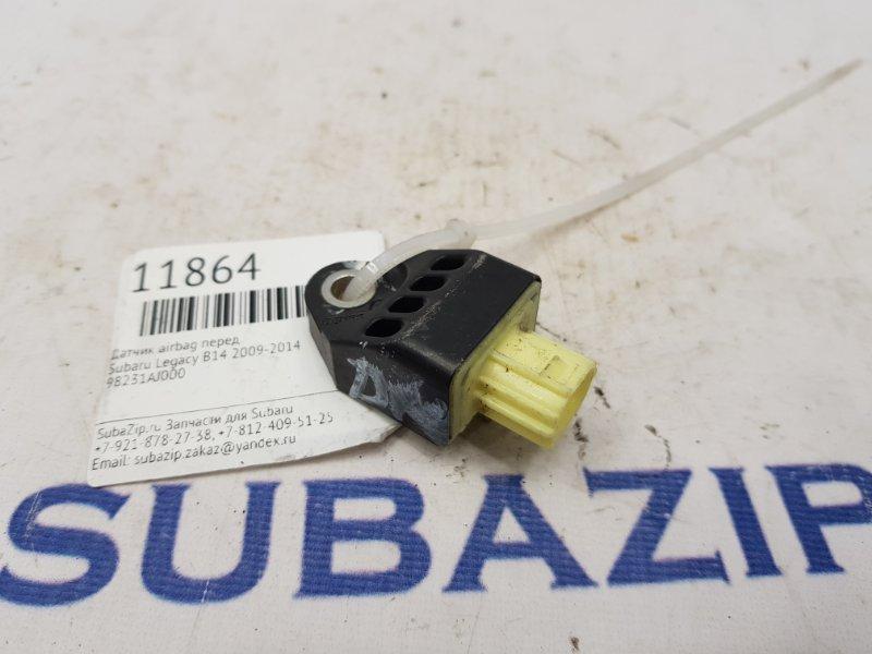 Датчик airbag Subaru Legacy B14 2009 передний