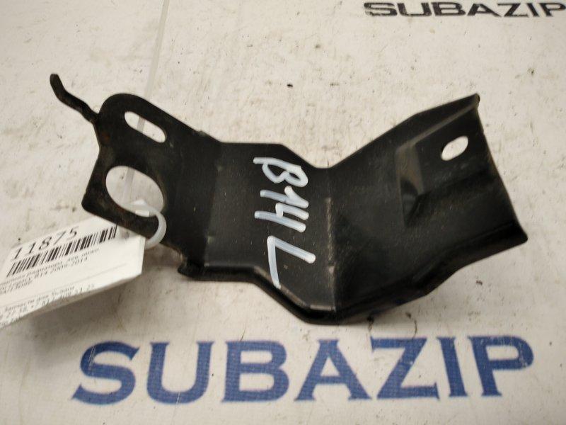 Кронштейн радиатора Subaru Legacy B14 2009 левый нижний