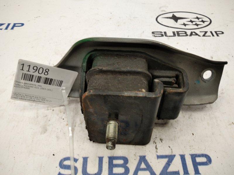 Опора двигателя Subaru Forester G11 2003 левая