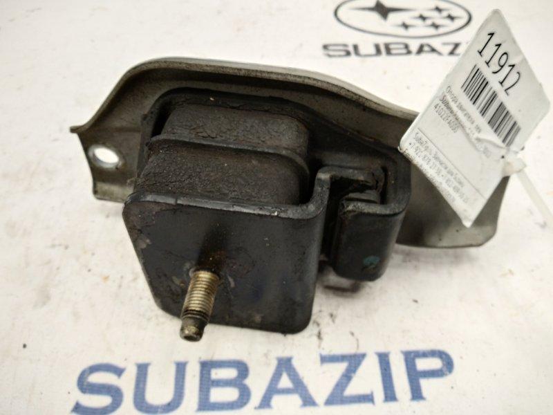Опора двигателя Subaru Forester S11 2003 левая