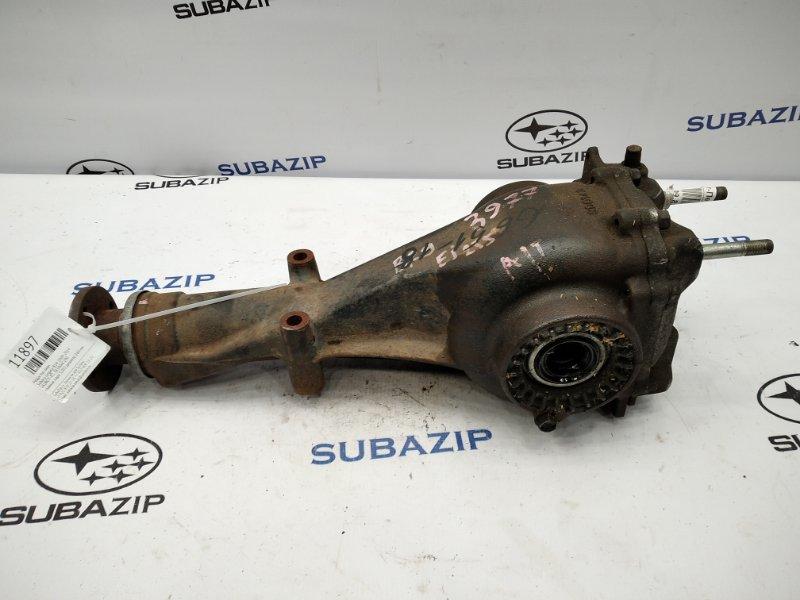 Редуктор Subaru Forester S12 2007 задний