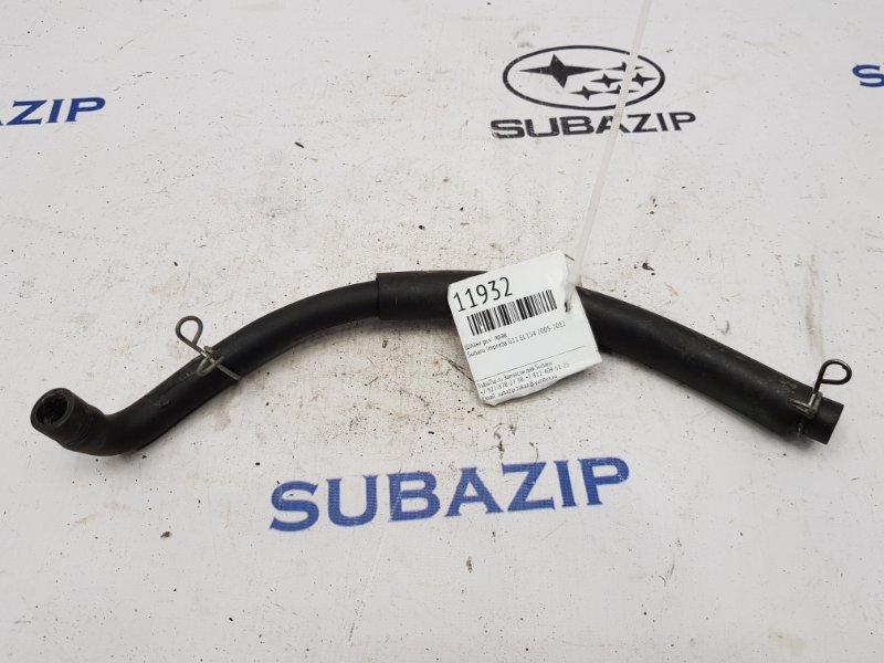 Шланг pcv Subaru Impreza G11 EL154 2005 правый