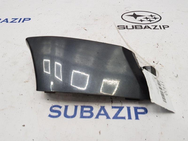 Заглушка бампера Subaru Legacy B13 2007 передняя