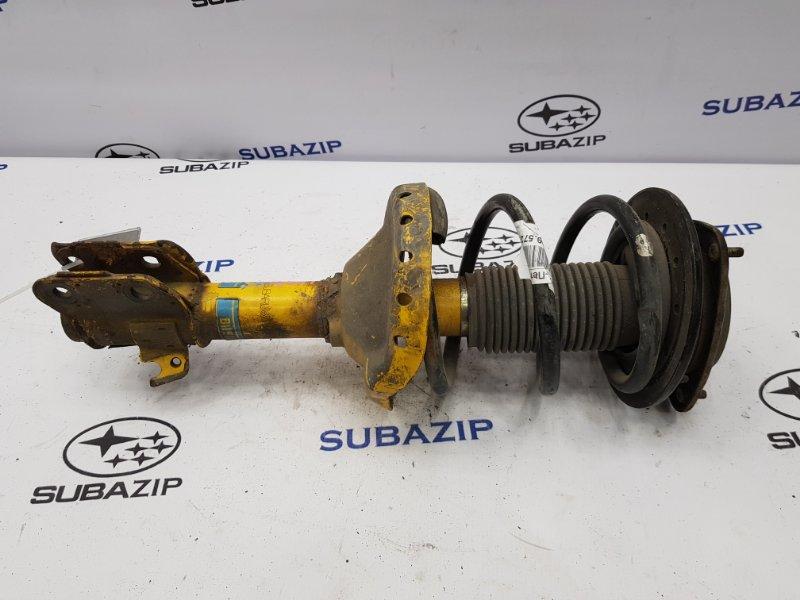 Стойка подвески Subaru Impreza G12 2003 передняя левая