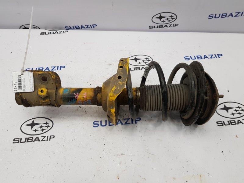 Стойка подвески Subaru Impreza G12 2003 передняя правая