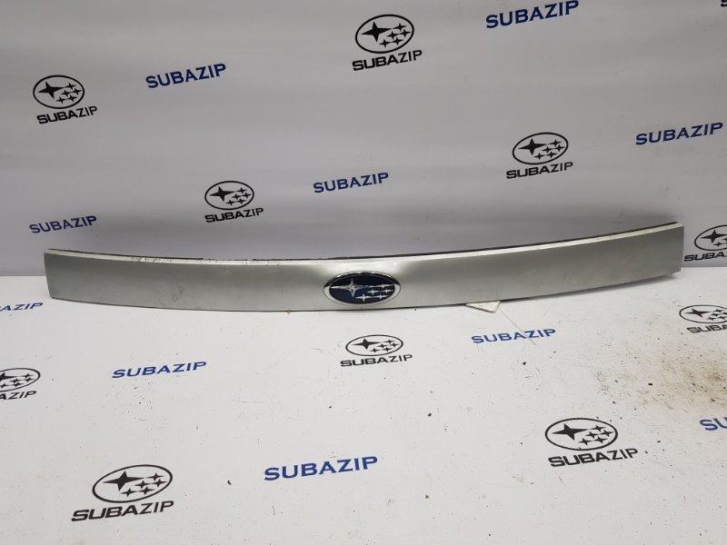 Накладка двери багажника Subaru Forester S12 2007