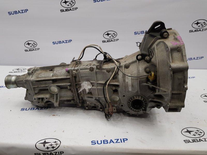 Мкпп Subaru Forester S11 2003