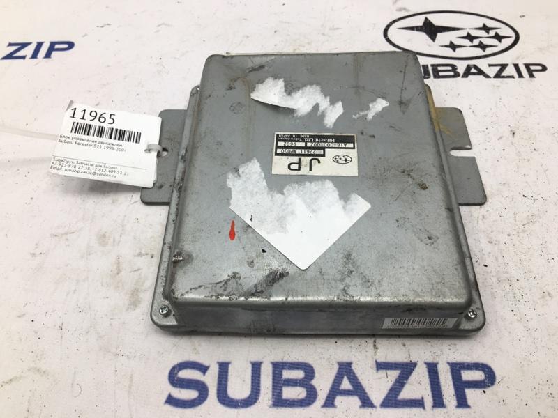 Блок управления двигателем Subaru Forester S12 2007