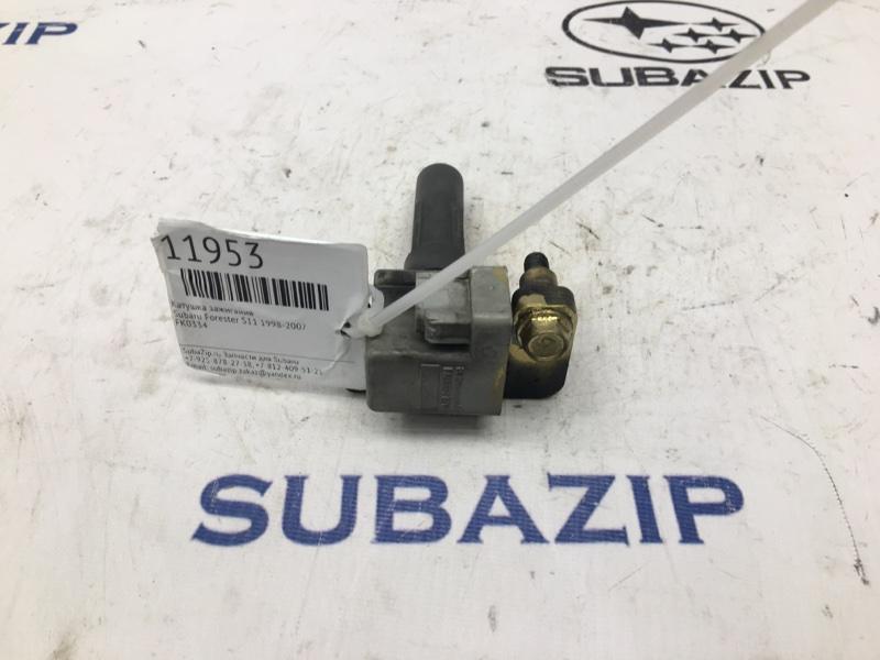 Катушка зажигания Subaru Forester S12 2003