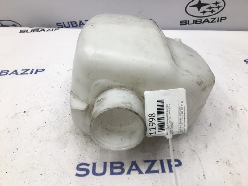 Резонатор воздушного фильтра Subaru Forester S12 2003