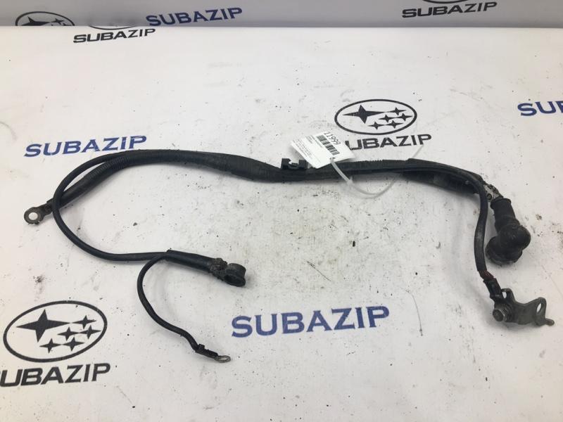 Клеммы аккумулятора Subaru
