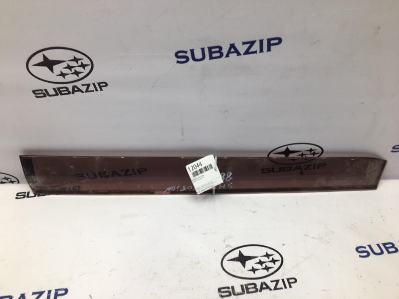 Ветровик Subaru Forester S12 2007 задний правый