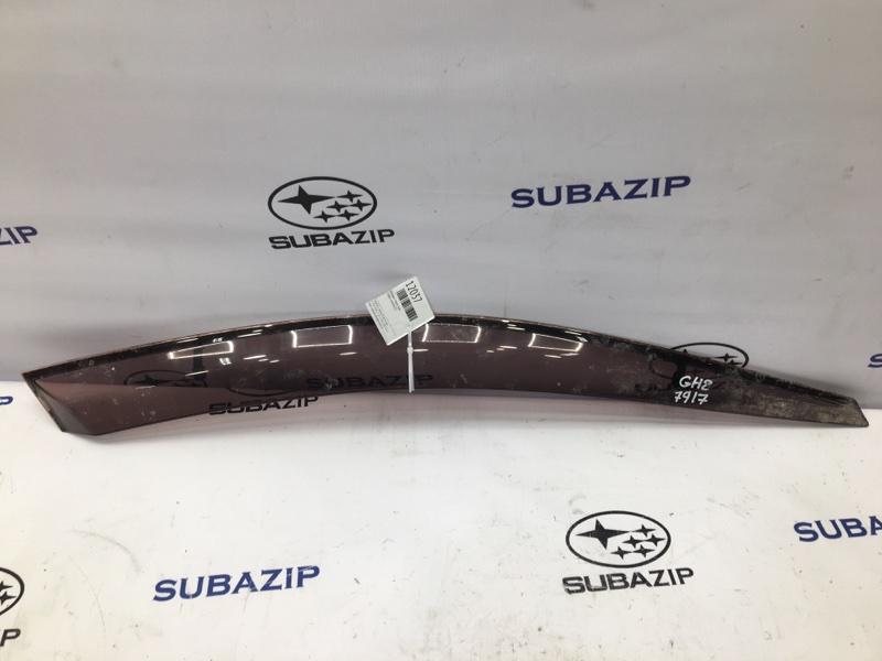 Ветровик Subaru Impreza G12 передний правый