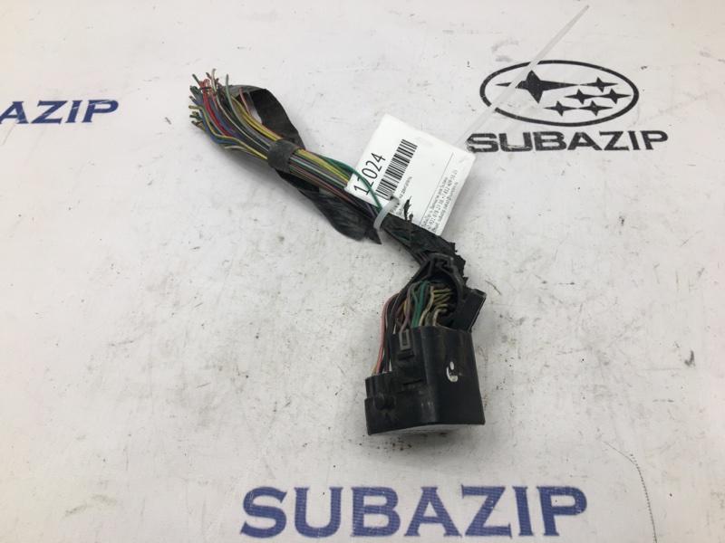 Разъем на двигатель Subaru