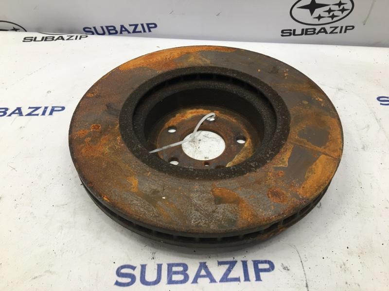 Диск тормозной Subaru Legacy B13 2003 передний