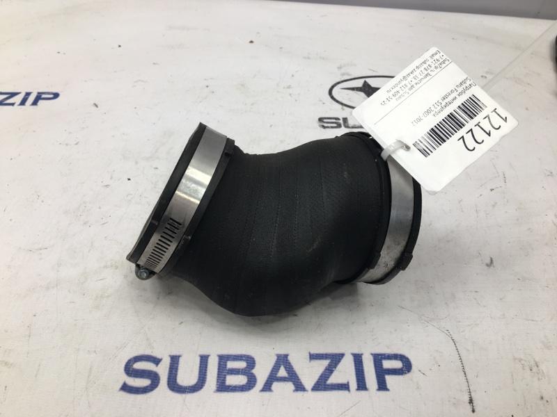 Патрубок интеркулера Subaru Forester S12 EJ205 2007