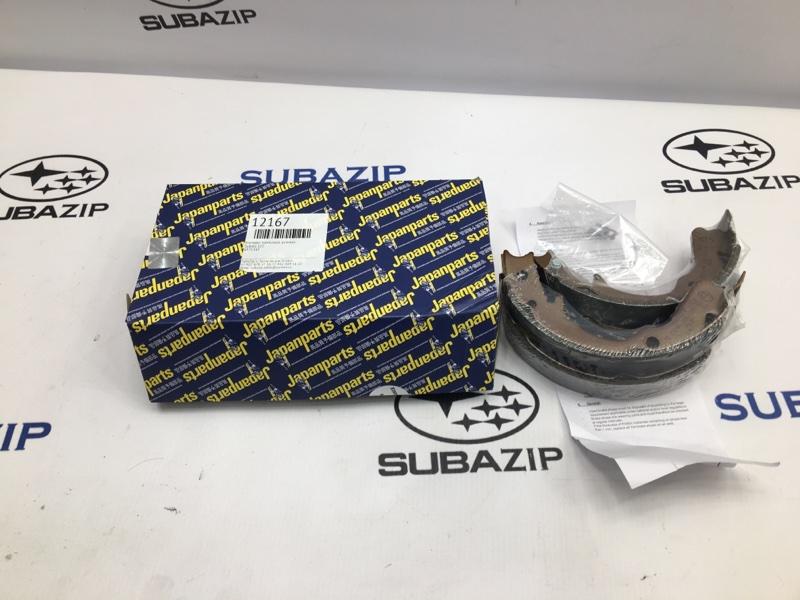 Колодки тормозные ручника Subaru Forester S10