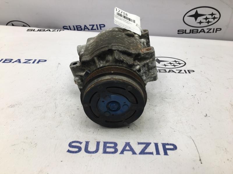 Компрессор кондиционера Subaru Legacy BL BP 20X 2006