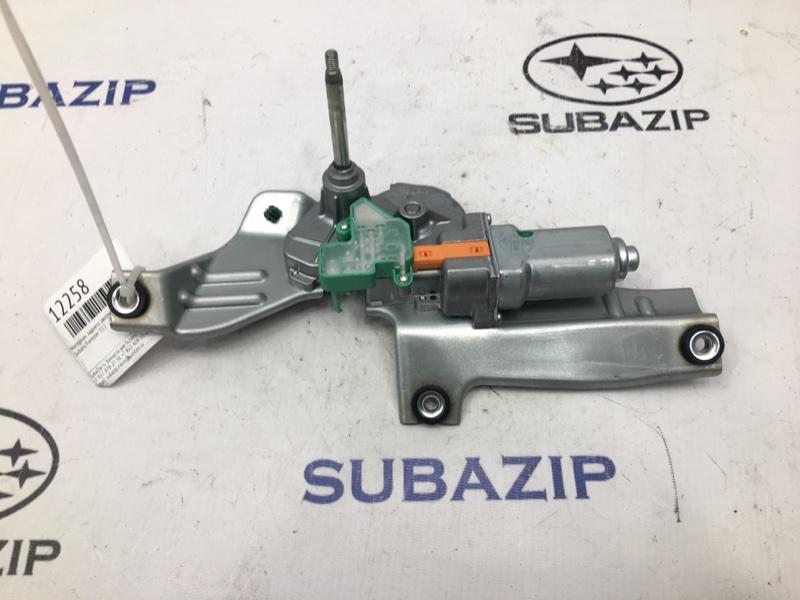 Моторчик заднего дворника Subaru Forester S12
