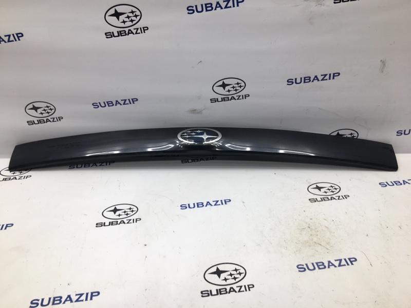 Накладка двери багажника Subaru Forester S12