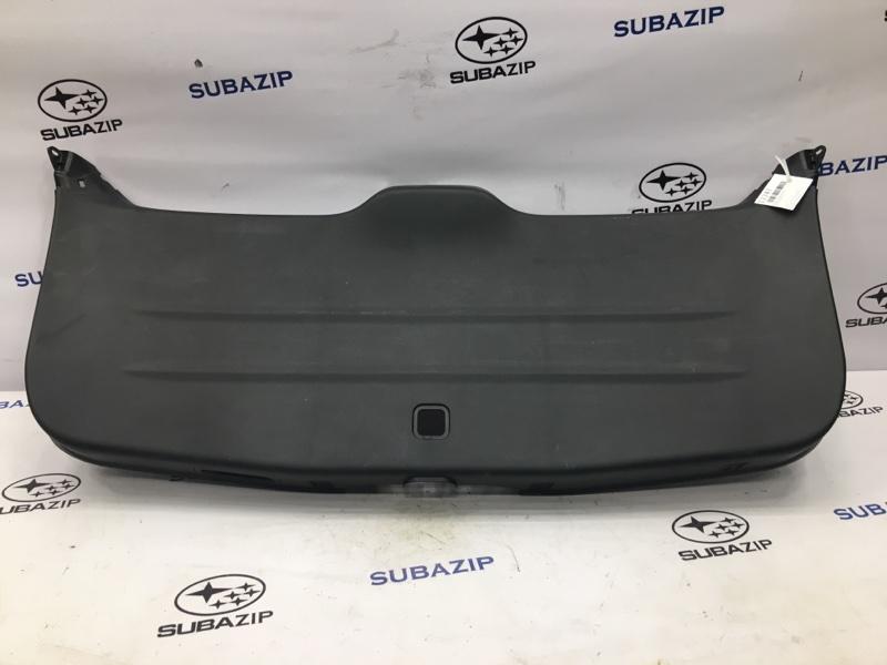 Обшивка двери багажника Subaru Forester S12 2007