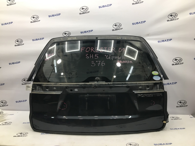 Дверь багажника Subaru Forester S12 задняя