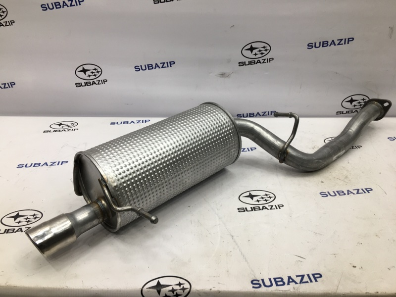 Глушитель Subaru Impreza G11 2000 задний