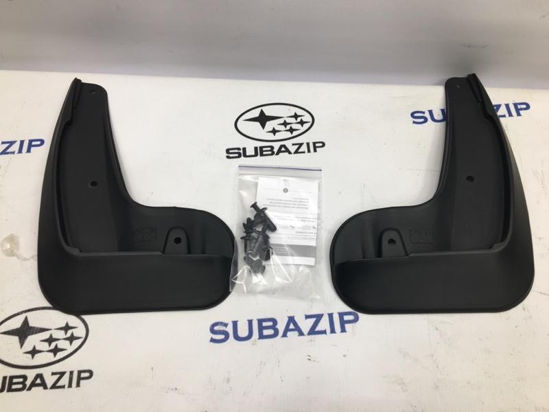Брызговики комплект Subaru Outback B15 2014 передние