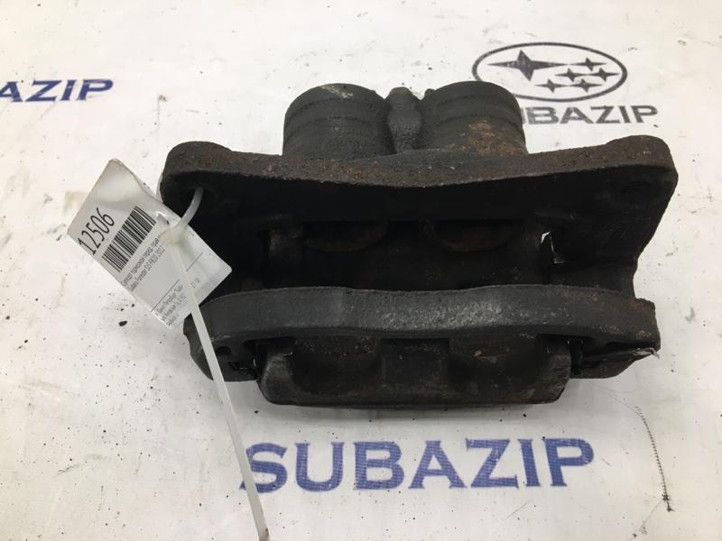 Суппорт тормозной Subaru Forester S13 FB20 2012 передний правый